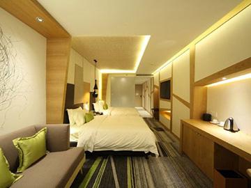 北京乾元大酒店家具项目案例_图片