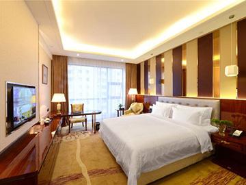 成都宏盛百世酒店家具项目案例_图片