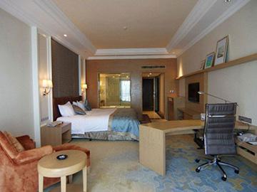 广西防城港港宸国际大酒店家具项目案例_图片
