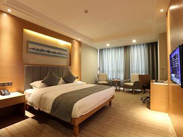 贵阳安元瑞琪酒店酒店家具项目案例_图片