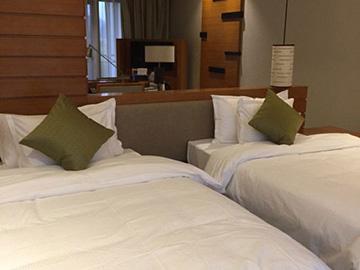 湖南郴州福泉山庄度假酒店酒店项目案例_图片