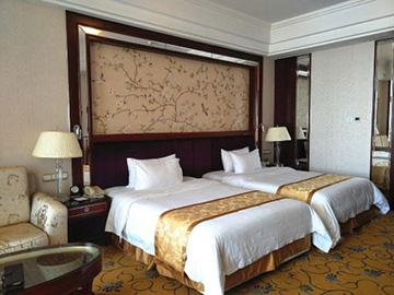 泉州崇武西沙湾假日酒店家具项目案例_图片