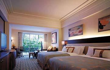 主题酒店客房家具