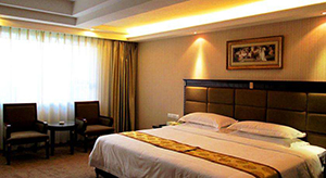 欧陆风情酒店家具