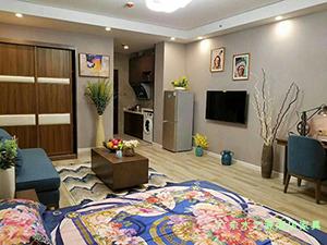 青海西宁新千金陵公寓卧室部分图
