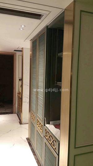 南宁市香榭里御尊、怡程酒店样板房固装家具