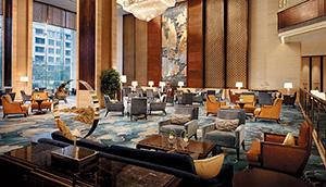 酒店大堂家具要给人留下深刻印象,关键在这里!