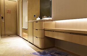 广西万达酒店固装家具图片