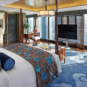 度假酒店客房家具定制