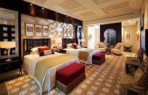 豪华酒店客房家具