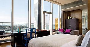 主题酒店套房家具价格和图片 KFMY-27