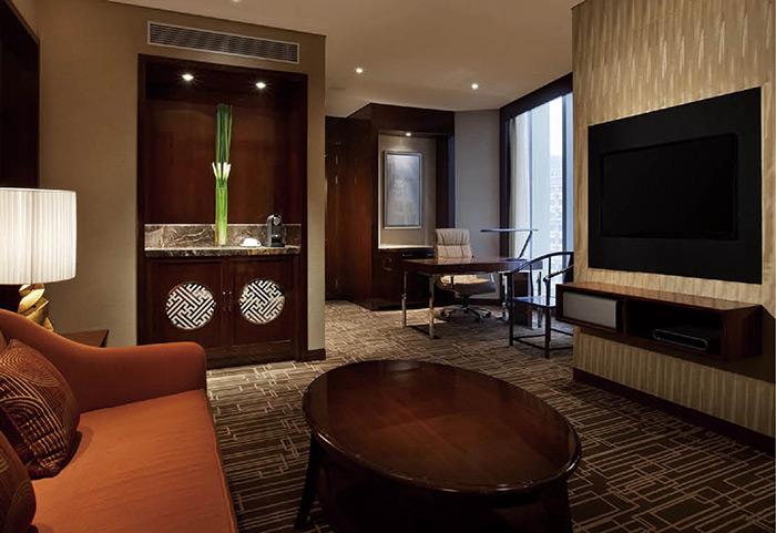 宾馆家具图片:商务风格