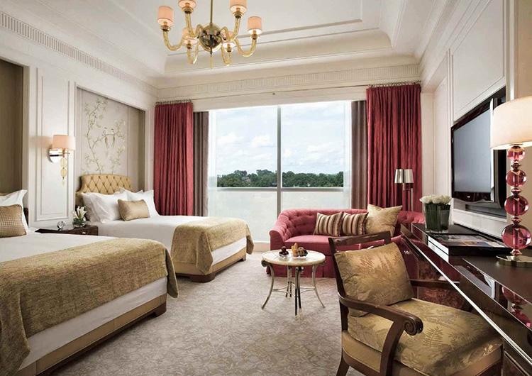 宾馆家具图片:欧式风格