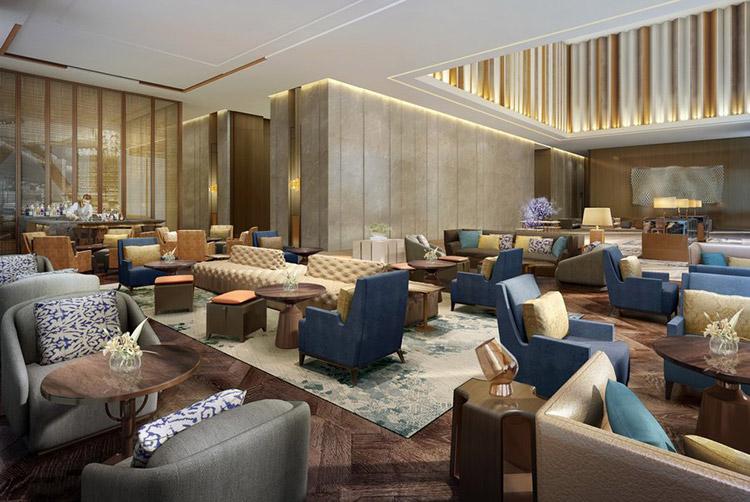 宾馆家具图片:现代风格