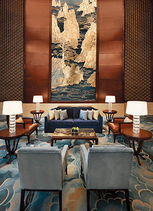 酒店公区家具,配套舒适沙发