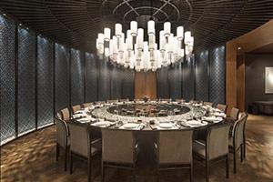 星级酒店餐厅配套家具 乐从酒店家具M-YHJ12