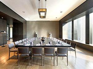 乐从豪华酒店会议室家具 实木会议桌椅  M-CT17