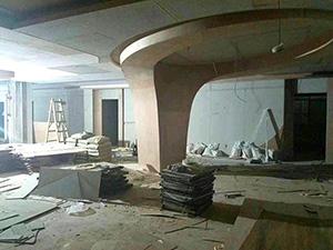 公司酒店家具展厅全面升级中1