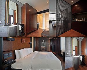 新中式风格 五星级宾馆家具定制 M-TFJ18