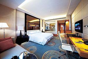 受欢迎的五星级酒店客房家具