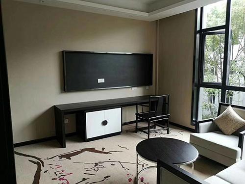 湖北黄石新冶钢宾馆家具定制项目