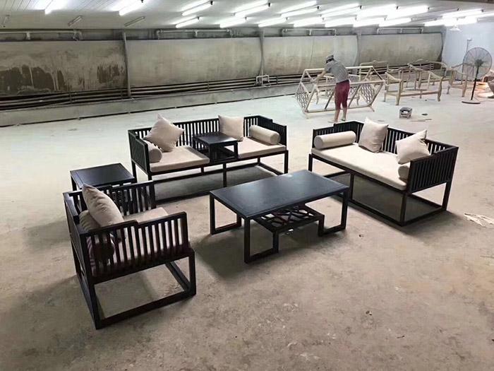 中式客厅家具