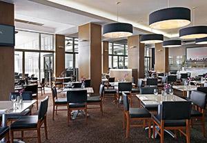餐厅桌椅配套  佛山酒店家具市场M-YHJ18