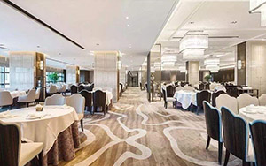 经典风格酒店餐厅