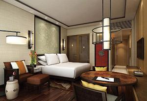 中式酒店家具