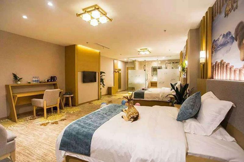 广东酒店家具房间家具