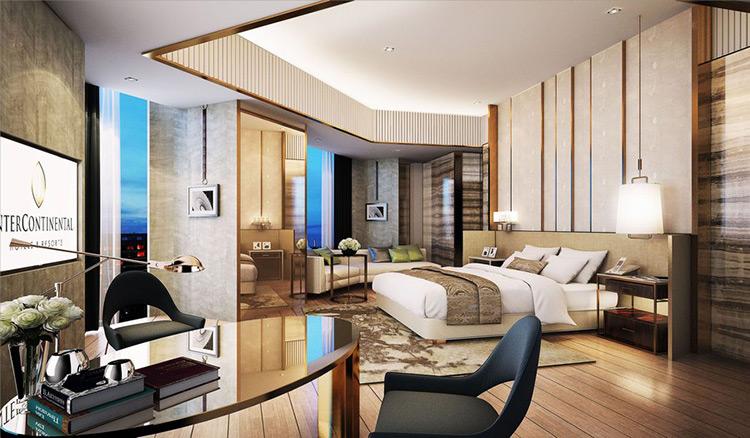 采购酒店家具要符合整体规划