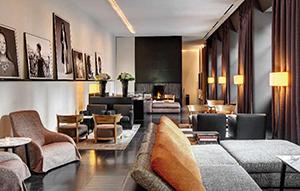 桦木酒店家具