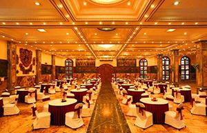 实木酒店餐桌