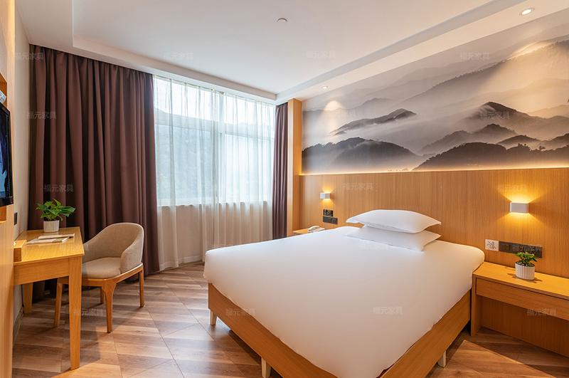新型木质材料制作的酒店家具你了解多少?