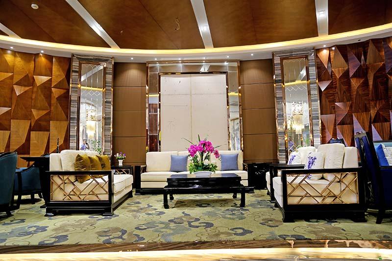 现在星级酒店装修风格都是什么样的?