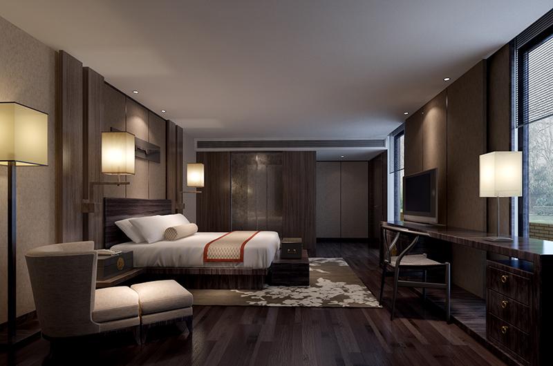 中式风格的酒店家具有哪些特点?