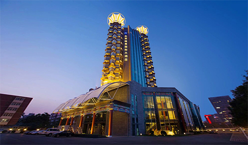 北京维景国际大酒店家具定制案例