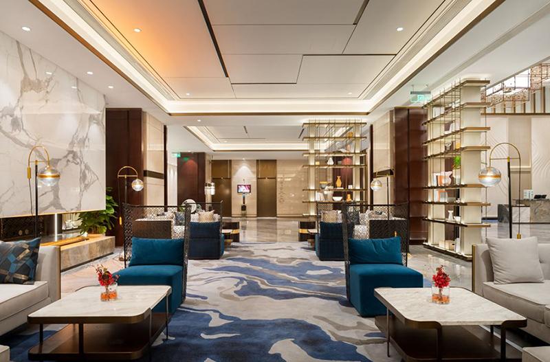 商务型酒店公区家具配套定制 M-CT35